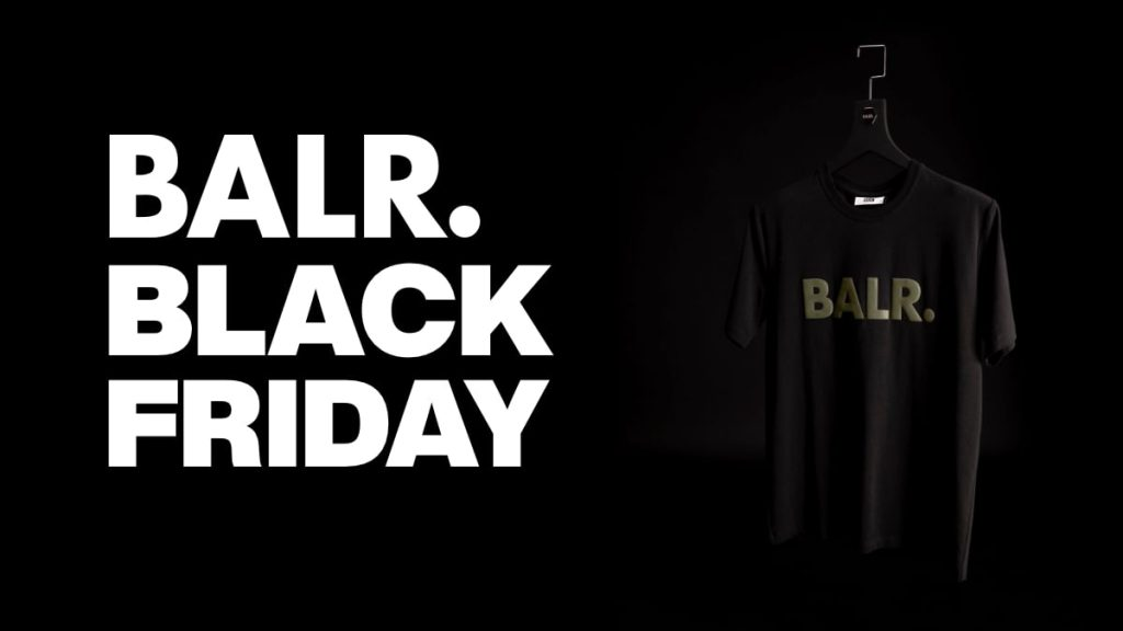 Alle BALR Black Friday Deals
